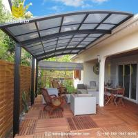 Quality UV Protection Polycarbonate Patio Cover Designs/aluminum patio cover/patio awnings/terrace cover/polycarbonate patio wholesale