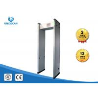Quality Industrial Pass Through Metal Detector 999 Sensitivity With Sound & LED Alarm wholesale