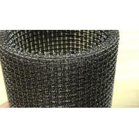 Cheap Customized Stainless Steel Crimped Woven Wire Mesh 10-30m / Roll Economical Type for sale