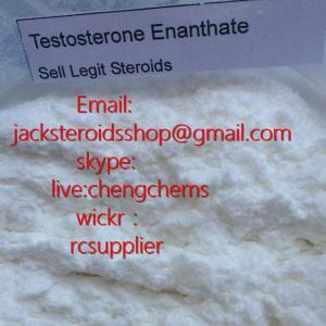 Bodybuilding Boldenone Steroids Trenbolone Enanthate / Parabolan Steroid CAS 10161 33 8