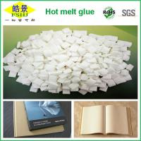 Quality Solid Hot Melt Adhesive for Newspaper Binding , Coated Paper 125gsm wholesale