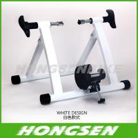 Quality HS-Q02B Indoor magnetic home bicycle trainer for execise fitness wholesale
