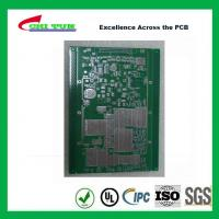 Cheap Making 8 Layer Quick Turn PCB Prototypes Lead Free HASL Power Amplifier Pcb Layout for sale