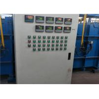 Quality Low Carbon Electric Galvanized Wire Machine , Coating Production Line For Steel Wire wholesale