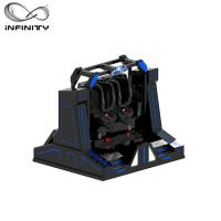 Quality Exciting Amusement Park  VR Motion Simulator 9D Cinema Super Pendulum Virtual Reality Game wholesale