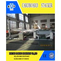 Buy cheap 2800mm Width Cardboard Carton Making Machine with Printer Slotter / Die Cutter from wholesalers