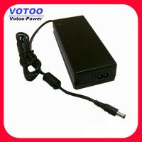 Quality Three Pin 110-240V AC To 24V 3A Switching Power Adapter For Advertisement Display wholesale