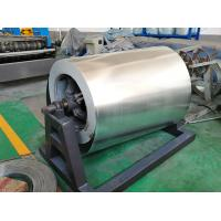 Quality 5 Tons Capacity Manual Decoiler With Beam Steel & Steel Plate Welded Frame wholesale