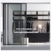 China sliding glass patio doors with screen on sale