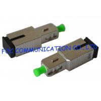 Quality Fiber Attenuator SC / APC High Precision Attenuation Wide Attenuation Range wholesale