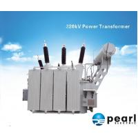 Buy cheap 33 ~ 220kV, Oil Immersed Power Transformer, CE KEMA Certification from wholesalers