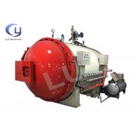 Quality Giant Composite Autoclave High Configuration With Double Interlocking wholesale