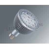 Quality PAR30 E27 AC85 - 265V 18W Warm White Dimmable LED Light Bulbs For Museums wholesale