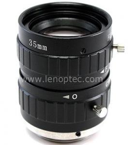 China 35mm C Mount 3 Mega Pixels Machine Vision Lenses on sale