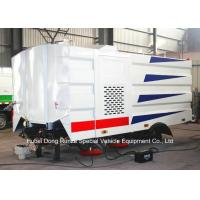 Quality Road Sweeper Custom Truck Bodies For Truck Wheelbase 3360mm 3800mm 4500mm wholesale
