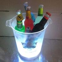 Quality LED ice bucket wholesale