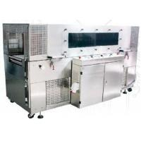 China Stainless steel Shrink wrapping machine tunnel type Turbine Heat Circulation System on sale