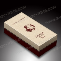 China 0.25mm Box Wine Packaging , Tinplate Packing Boxes For Drinking Glasses on sale