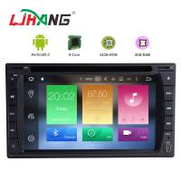 China 7 Inch Android 8.0 Uuniversal Touch Screen Car Stereo Player AM FM AUX-IN Map on sale