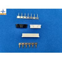 Quality 02P-20P Pitch1.25mm Connector Wire To Board Types Single Row With Nylon66 / GF15% wholesale