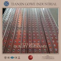 Buy cheap Pre galvanized Welding Metal Scaffold Planks For contruction industry product