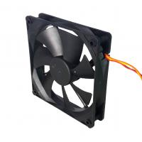Buy cheap 12v dc exhaust fan 120 x 120 x 25mm with low noise from wholesalers