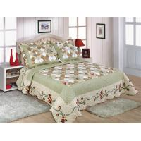 Quality Matched Printed Designs Home Bed Quilts Country Style 180x240cm For Bedcovers wholesale