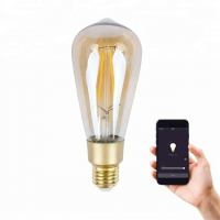 China Edison Vintage Dimmable Smart Lights on sale