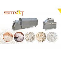 Quality Electric Automatic Puffed Rice Making Machine 50kg/Hr Stainless Steel Made wholesale