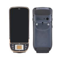 Buy cheap Industrial Data Collection Portable Fingerprint Scanner with 5.0inch Screen from wholesalers