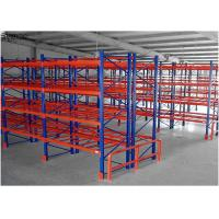China Industrial Q235 Heavy Duty Pallet Racks Corrosion Protection Anti - Rust on sale