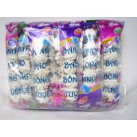 Quality Bread Shape White Colored Marshmallow Candy 5pcs In One Bag OEM wholesale