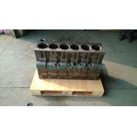 China Komatsu 6d114 Engine Cylinder Block And Head High Corrosion Resistance on sale