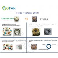 Quality High Speed Silent Inline Fan , Silent Inline Extractor Fan For Public Places wholesale