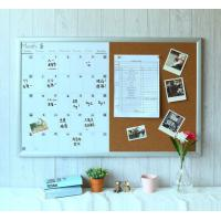 Quality Soft Wooden Chalkboard Cork Board Combination Environmental Protection wholesale