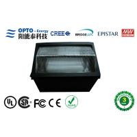 China Outside 120 W Led Wall Pack Light With MeanWell Led Driver / Philips Chips on sale