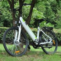 Quality Wattage 200 - 250w Onway Electric Bicycle , Ladies E Bike Charging Time 4 - 6 Hours wholesale