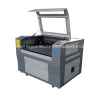Cheap Glass Photo Engraving CO2 Laser Engraving Machine with RuiDa Control System for sale