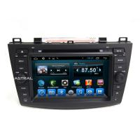 Quality Mazda 5 GPS Navigation System Camera RDS with voice guide wholesale