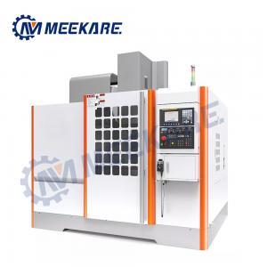 China MEEKARE V6 Linear Rail Vertical CNC Machining Center ISO Certificate Jiangsu on sale