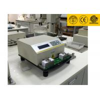 Quality High Performance Digital Ink Rub Tester For Papers 12 Months Warranty wholesale