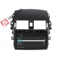 Quality Android Car Navigation & Entertainment System , Toyota Corolla Car Stereo Head Unit wholesale