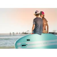 Quality Large Size Blue Sup Surf Boards , Inflatable Sup Stand Up Paddle Board wholesale