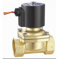 "Cheap Thread Zero Differential Pressure Water Solenoid Valve 3/8"" ~ 2""2 Way Series for sale"