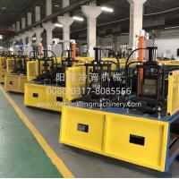 Quality Ceiling CD60x27 and UD28x27 Profiles Double Line Roll Forming Machine wholesale