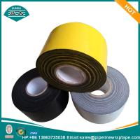 Buy cheap Similar Polyken Steel Pipeline Corrosion Protection Coating Tape PE Backing from wholesalers