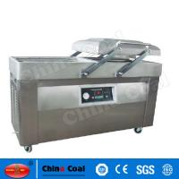 China DZQ500-2SB double chamber commercial food vacuum sealer  vacuum packaging machine, commercial food vacuum sealer on sale