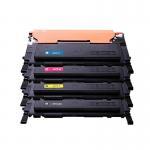 Quality Recycled Samsung Color Toner Cartridges CLT-C407S CLT-M407S CLT-Y407S CLT-K407S wholesale