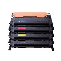 China Recycled Samsung Color Toner Cartridges CLT-C407S CLT-M407S CLT-Y407S CLT-K407S on sale