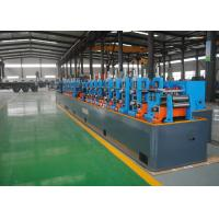 Quality Carbon Steel ERW Pipe Mill / Tube Mill Line CE , ISO9001 , BV Certification wholesale